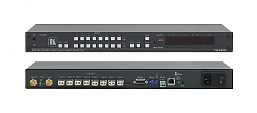 Kramer Introduces the VS-88FO 8x8 3G HD-SDI over Fiber Optic Matrix Switcher