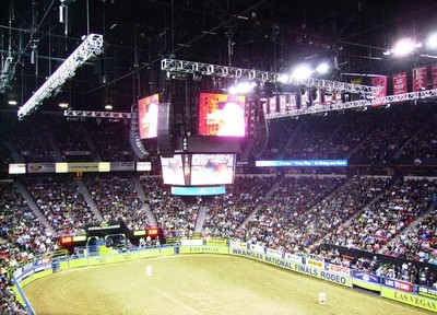 Electro-Voice Rides High at Wrangler National Finals Rodeo