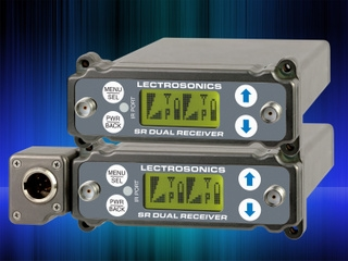 Lectrosonics Introduces the SRc and SRc5P Digital Hybrid Wireless® Dual-Channel Diversity