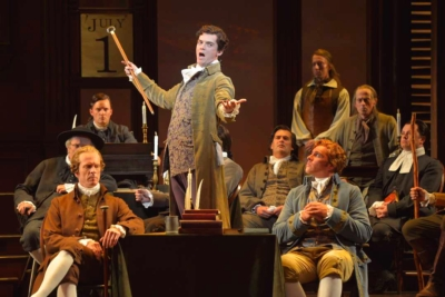 """LECTROSONICS WIRELESS TECHNOLOGY GIVES """"1776"""" AN AUDIBLE BOOST"""