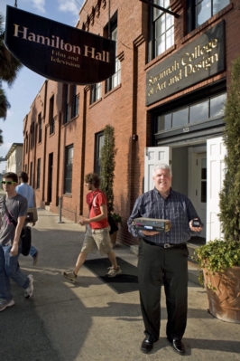 SAVANNAH COLLEGE OF ART AND DESIGN TAKES A GIANT STEP FORWARD WITH LECTROSONICS