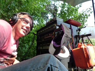 Location Sound Engineer Michal Holubec Keeps His Sound in Czech with Lectrosonics
