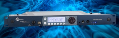 Lectrosonics Introduces the Venue 2  Six-Channel Modular Receiver Featuring IQ Filtering™ and Digital Hybrid Wireless® Technology