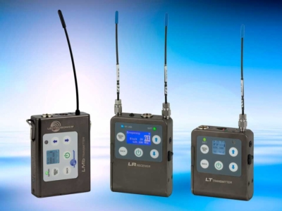 LECTROSONICS INTRODUCES L SERIES WIRELESS MICROPHONE PRODUCTS