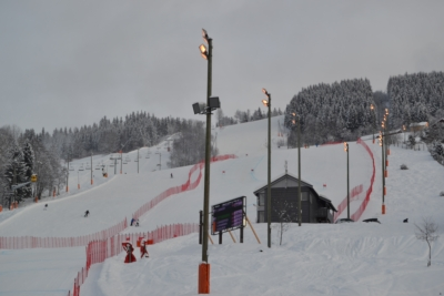New Advanced Audio for FIS Alpine Junior World Ski Championships