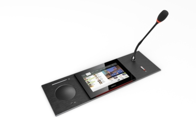 Listen Technologies Introduces New Multi-Media Touch Conferencing Solution