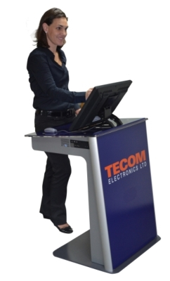 TechPod Lite Classroom Podium - Best of InfoComm 2011