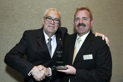 Sound Contractor Industry Honors Loyd Ivey for the Advancement of Technological Education