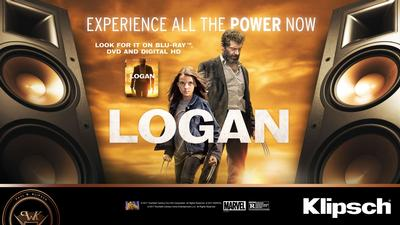 KLIPSCH NAMED EXCLUSIVE AUDIO PARTNER FOR TWENTIETH CENTURY FOX HOME ENTERTAINMENT RELEASE OF LOGAN