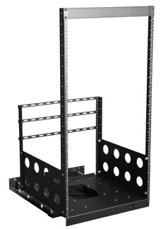 Lowell to Introduce Three New Racks at Infocomm