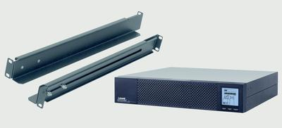New Rackmount UPS Includes 4-Point Rail Kit