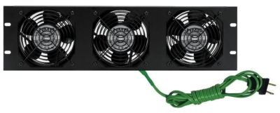Lowell Introduces Rackmount Fan Panels with Built-in Thermostat