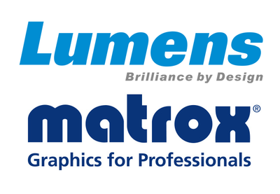 Matrox and Lumens Announce SRT H.264 Streaming Compatibility from PTZ Camera All the Way through to Display
