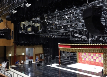 Korean Broadcast Studio Covers All Possibilities with Meyer Sound JM-1P