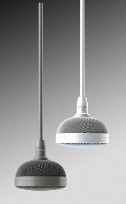 Audix Announces AVB-Enabled Ceiling Microphones