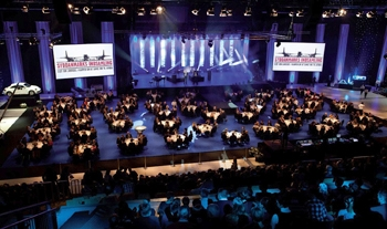 Meyer Sound MICA Delivers Clarity and Power at Danish Charity Concert