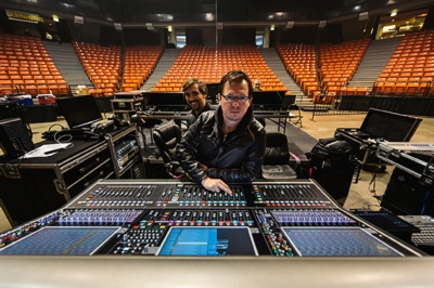 MLA COVERS WIDE RANGE OF VENUES ON KILLERS TOUR