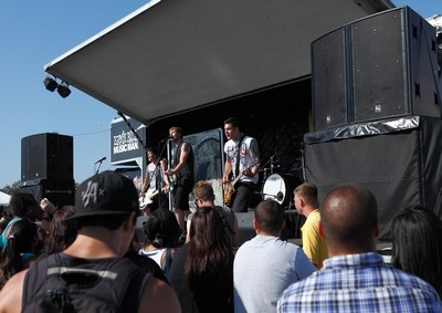 Vans Warped Tour ups the ante with Electro-Voice