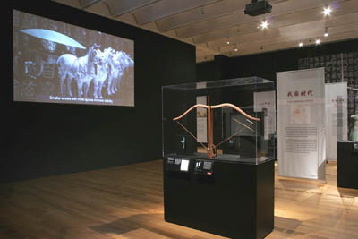 Keywest Technology MediaZone offers High Museum HD playout solution for New China Exhibit