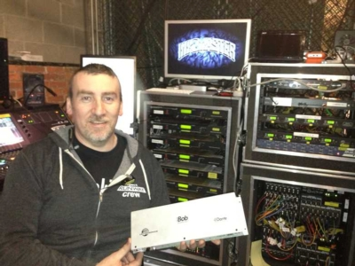 """LECTROSONICS INTEGRAL TO PRODUCTION OF SPIKE TV'S """"INK MASTER"""""""