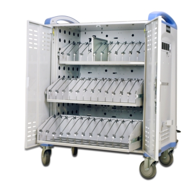 Introducing the MCC3 Chromebook / Netbook Charge Cart