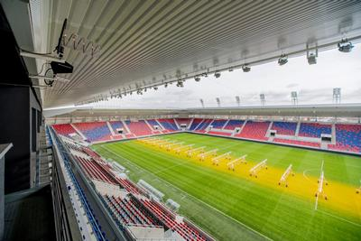 INTERTON Chooses Community R SERIES for New MOL Aréna Sóstó Stadium