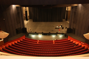 Tennessee Performing Arts Center Looks Ahead with Meyer Sound M'elodie after Two Decades with the MSL-3