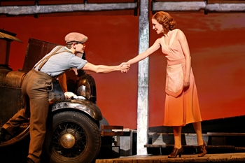 Meyer Sound's MINA Clears the Path for TONY-Nominated Bonnie & Clyde