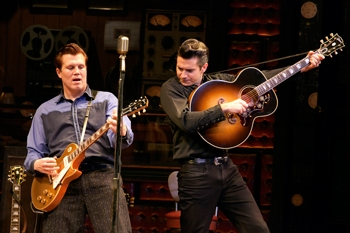 National Tour of Million Dollar Quartet Powers up with Meyer Sound MICA and M'elodie