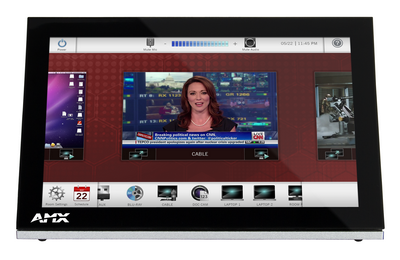 AMX Modero S Series Touch Panel Family Surprises Residential Marketplace