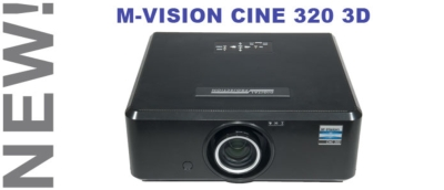 New medium-screen, budget-conscious projector for home entertainment introduced by Digital Projection at CEDIA 2013