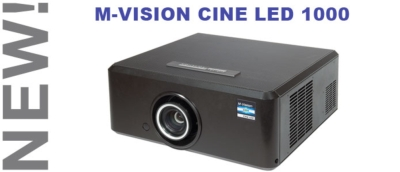Digital Projection's M-Vision LED 1000 raises the illumination bar