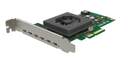 Magewell to Unveil Ultra-Flexible, Multi-Channel HDMI Input-Output Card at IBC2017