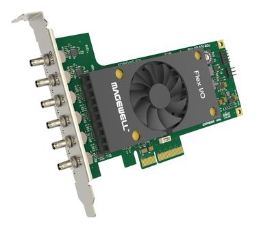 Magewell to Unveil Powerful Video Input-Output Card Family at 2017 NAB Show