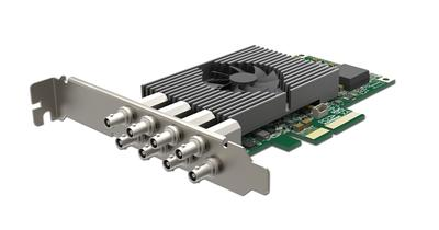 Magewell Doubles 4K Capture Density with New Dual-Channel Ultra HD Cards