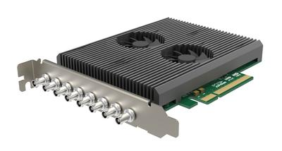 Magewell Ships Dual-Channel 4K Capture Card with 12G-SDI Support