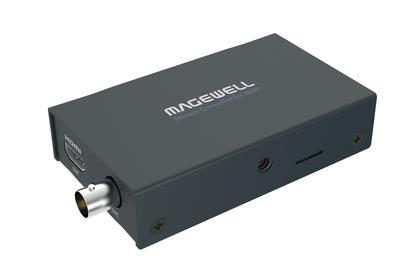 Magewell Unveils New NDI® Hardware Decoder, Expanding IP Video Workflows from Production to Presentation