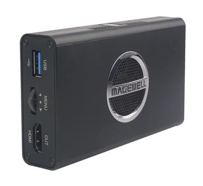 Magewell to Launch Flexible 4K Decoder for NDI® and SRT at 2020 NAB Show