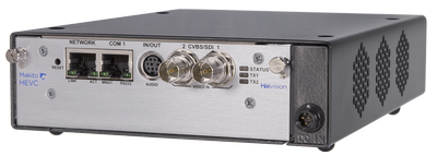 Haivision Delivers Compact, Low Latency Dual-Channel HEVC Video Encoder