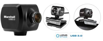 Marshall Develops USB Capability Into Top Selling Broadcast POV Camera