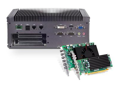 Lanner, Matrox Further Strengthen 4K Digital Signage for Box PC LEC-2284