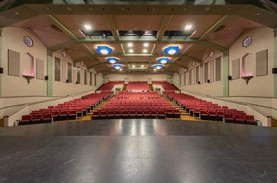Audix Microphones Key to Yamaha AFC Upgrade at Historic C.K. McClatchy H.S.