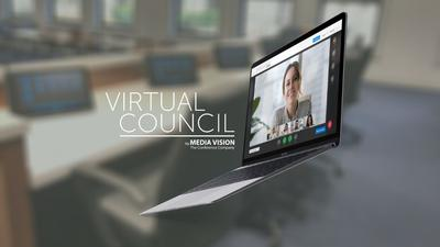 Council meetings for the new now; introducing Virtual Council by Media Vision.
