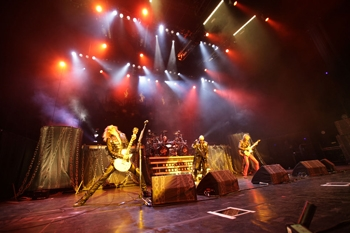 Judas Priest's Farewell World Tour Goes Massive with Meyer Sound MILO