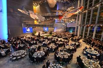 Meyer Sound CAL Brings Intelligibility to Steel-and-Glass Atrium at National WWII Museum