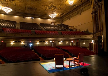 Meyer Sound MINA Brings Clarity to Great Ideas at San Francisco's Nourse Theatre