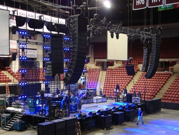 It's Smooth Sailing for Wiz Khalifa's Fifth Tour with Meyer Sound MILO
