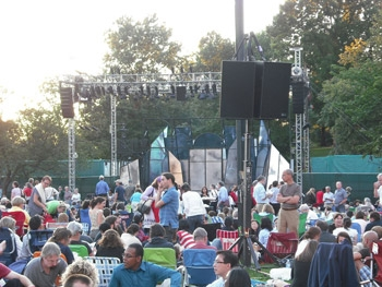 Commonwealth Shakespeare Company and Meyer Sound Enchant All's Well That Ends Well Audiences at Boston Common