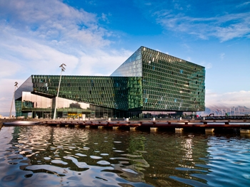 Iceland's Magnificent Harpa Concert Hall & Conference Centre is Complete with Meyer Sound