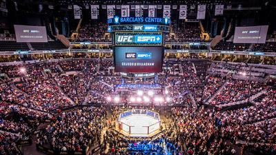 """Meyer Sound LEOPARD Scores a TKO with """"Dream System"""" for Intense UFC Events"""